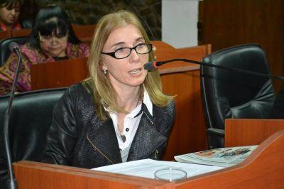 """Verónica Rodríguez Calascibetta:""""Los diálogos se buscan y se van a seguir buscando"""""""