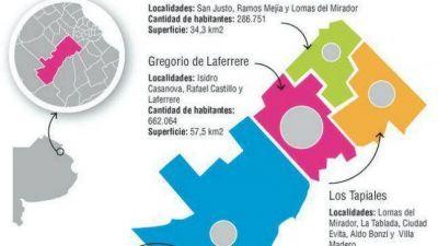 Tras el duro revés electoral, el Gobierno avanza con la división de La Matanza