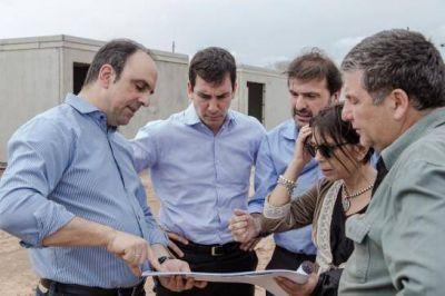 Construyen casas para inundados en barrio Jesuita