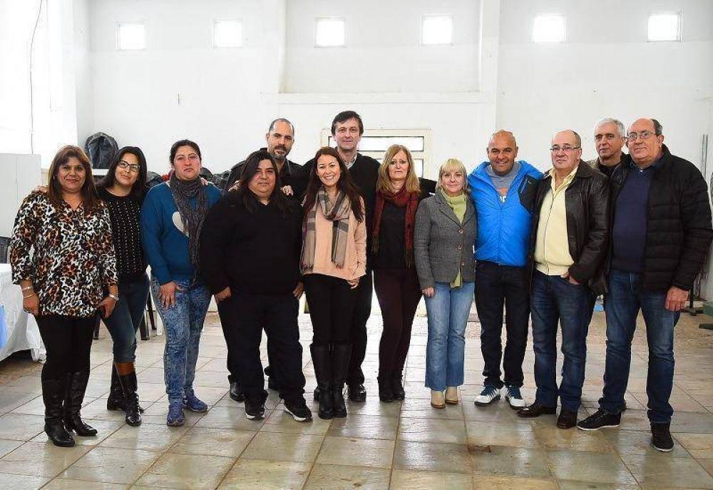 Candidatos de Cumplir en Escobar apoyarán a Unidad Ciudadana
