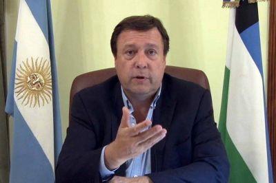 Weretilneck envió el proyecto que prohibe centrales nucleoeléctricas
