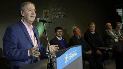 Córdoba exigirá que no se distorsione la coparticipación