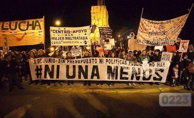 El 20% de los homicidios de 2016 en Mar del Plata estuvo relacionado a la violencia de género
