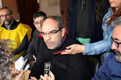 Desde temprano ATE realiza una jornada de protesta en toda la Provincia de Buenos Aires