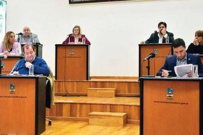 El Concejo Deliberante aprobó una ampliación presupuestaria