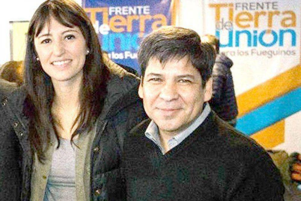 """Pino: """"Laura Colazo y Luis Vásquez son los mejores candidatos para defender el trabajo y la industria provincial"""""""