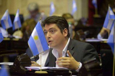 Martín Pérez reclamó a Marcos Peña por el incumplimiento de obras de pavimentación para Ushuaia