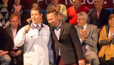 Valenzuela y Zottos relanzaron la campaña para el 22 de octubre