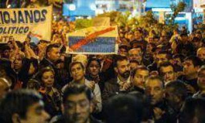"El paredismo marchó bajo consigna ""respeto a la autonomía municipal"""