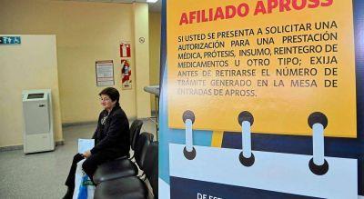 Qué hay detrás del anunciado corte de prestaciones de las clínicas a Apross