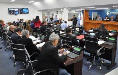 Legisladores debatieron la Emergencia Ferroviaria, pero el tema pasó a comisión