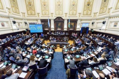 Vuelven las sesiones a la Legislatura bonaerense