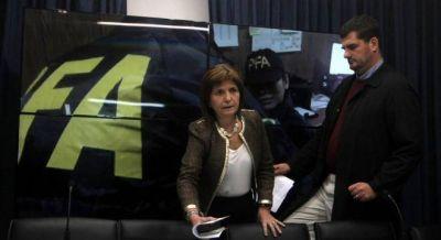 En crisis por el caso Maldonado, Patricia analiza sacarle un área clave a Burzaco