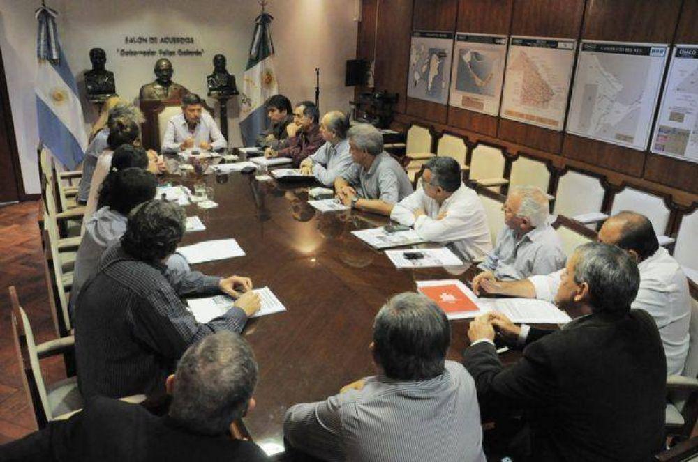 No se sancionó la condonación de deudas a productores y se trataría en la próxima sesión