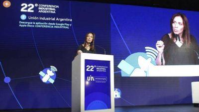 Macri y Vidal vuelven a mostrarse juntos en el Día de la Industria