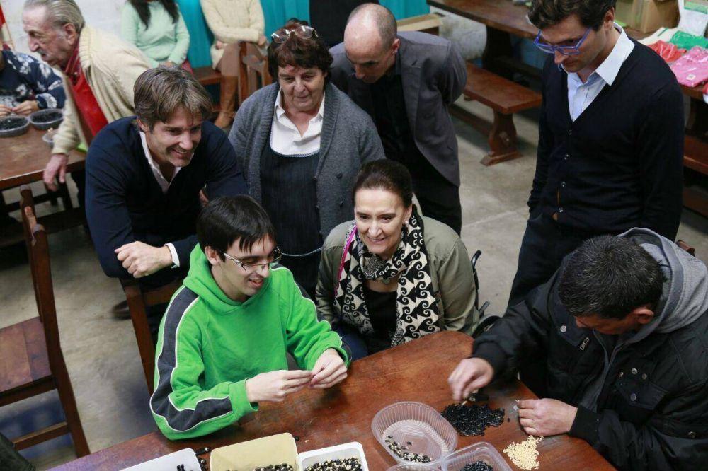 """Segundo Cernadas: """"Las tres principales fuerzas vamos a meter concejales y discutir los diferentes proyectos"""""""