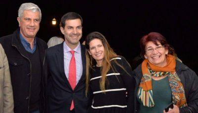 Urtubey se suma y pide votos para Zottos y Valenzuela