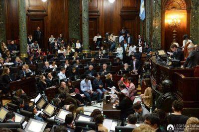 Aunque la Legislatura apoyó la marcha por Maldonado el Pro se abstuvo