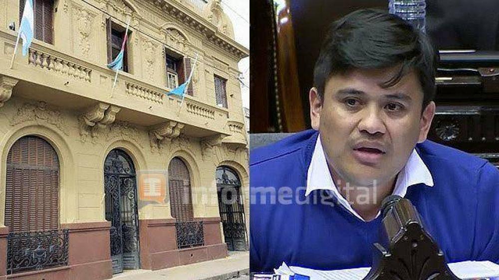 Barreto apeló ante el PJ y pide el cuarto lugar de la lista