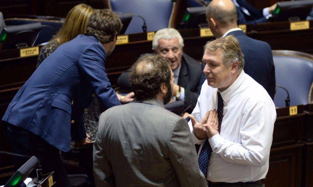 3Países: la alianza Massa-Stolbizer se astilló en la Legislatura bonaerense