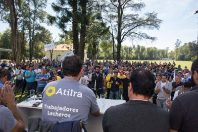 """Atilra: """"Es alarmante la cantidad de despidos y compañeros que están quedando en la calle"""""""
