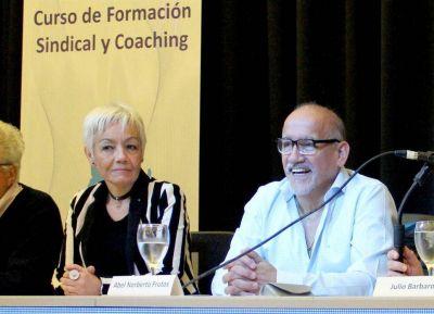 Patricia Alonso, del gremio de Panaderos, fue elegida en la UITA como Presidenta Mundial del Comité de Mujeres