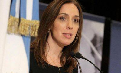 María Eugenia Vidal pidió que se cumpla la Ley de Paridad