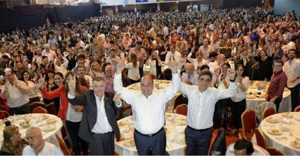 Jaldo invitó a los vecinos de la capital que le den su voto de confianza para octubre