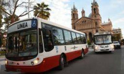 Legislatura ratificará paso a la provincia del transporte urbano