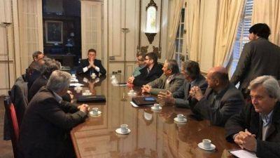 Córdoba, Entre Ríos y Santa Fe se reúnen para avanzar en temas viales