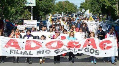 Docentes de Santa Cruz continuarán negociando sin medidas de fuerza