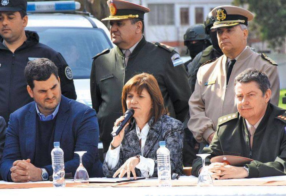 Gendarmería denunciará a gremios por difamación