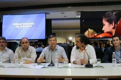 Peppo encabezó la apertura del Programa de Fortalecimiento Integral para Economías Locales