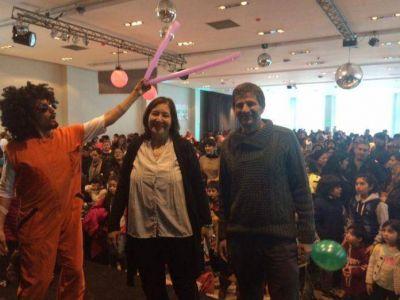 Miles de niños gastronómicos celebraron su día
