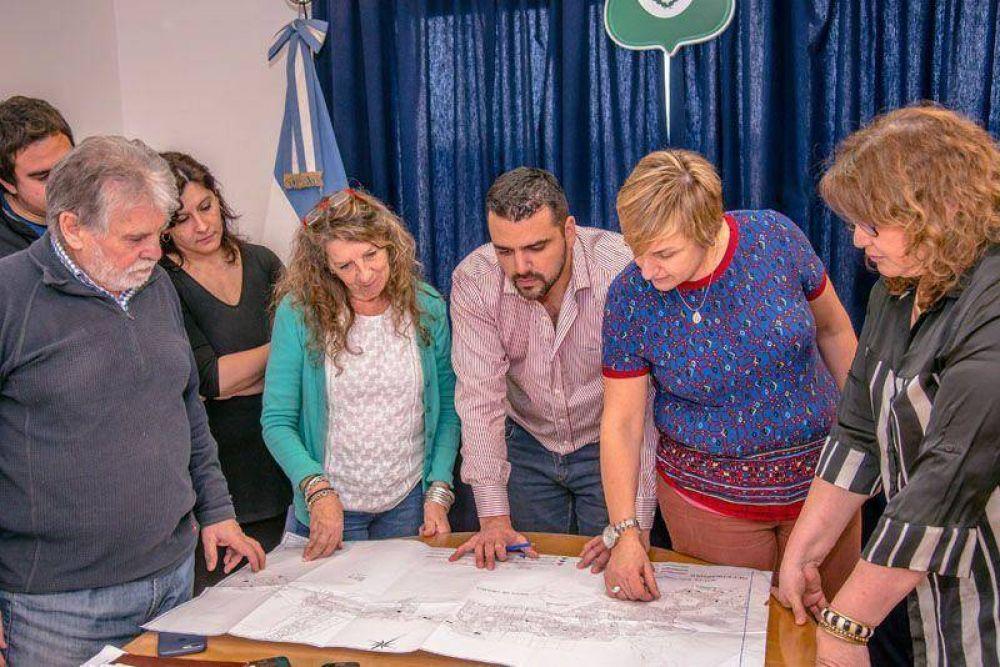 El Municipio licitó la apertura de calles y tendido de servicios para más de 550 familias