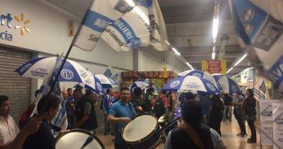 Despidos y persecución sindical en Wallmart