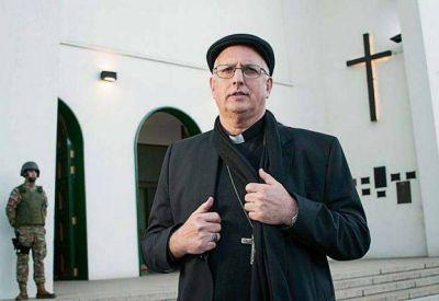 """El obispo de las Fuerzas Armadas: """"Todos queremos que Santiago aparezca"""""""