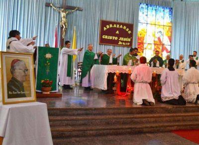Piden canonización de Mons. Bogarín