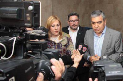 Alfaro advierte que en el verano podría faltar el agua en la Capital si la SAT no se ocupa