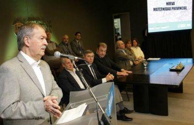 Córdoba invertirá $656 millones en una nueva maternidad