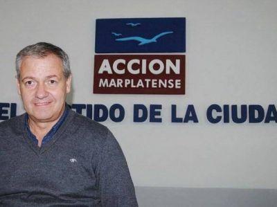 """Marcelo Artime: """"Los inmigrantes vinieron a Mar del Plata a construir futuro"""""""