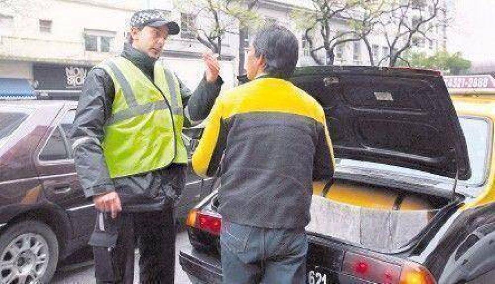 Con conductores más precavidos, no hubo secuestro de vehículos