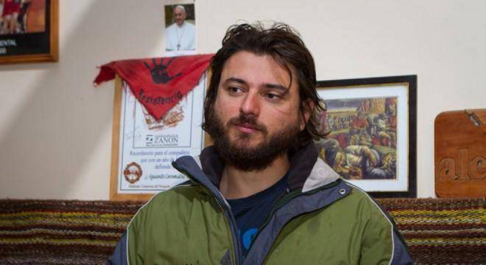 Donda propone a Juan Grabois como defensor del pueblo de la Nación