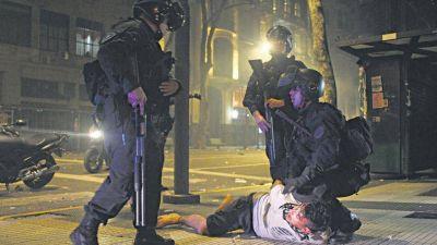 Actas fraguadas y detenciones sin pruebas
