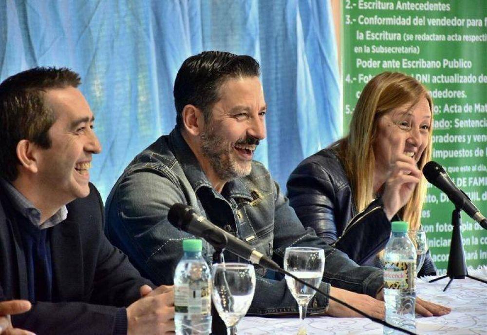 Menéndez no descartó que haya nuevos pases a Unidad Ciudadana