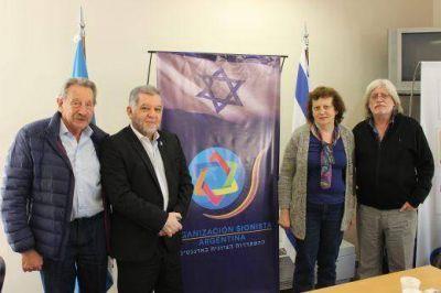 """Conferencia de prensa de la OSA: """"Queremos romper con los prejuicios que hay con Israel"""""""
