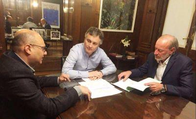 Respaldo de Macri al proyecto de reapertura del autódromo de Balcarce