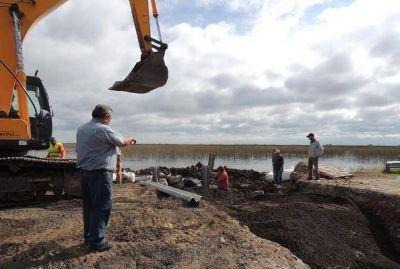 Inundaciones: intendentes bonaerenses tildan a La Pampa de