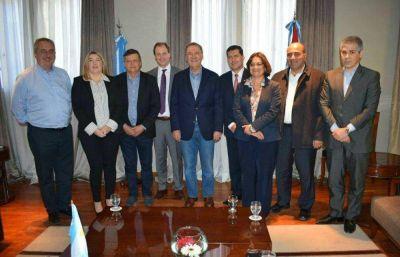 La coparticipación y la reforma fiscal reúnen a los gobernadores