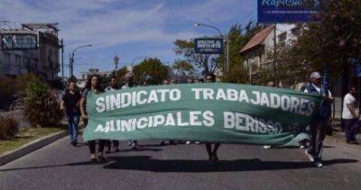 """Municipales de Berisso piden reabrir paritarias por """"los brutales aumentos en servicios"""""""